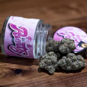 What strain is pink runtz?